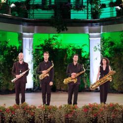 Milano Saxophone Quarter e Coro Sasso Rosso