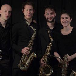 Milano Saxophone Quartet - Coro Sasso Rosso