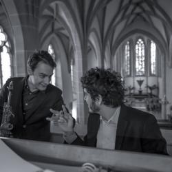 Sargas Duo - Kalterer Orgelherbst